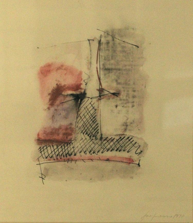Antonio Papasso (Italia) 'Omaggio a Morandi'