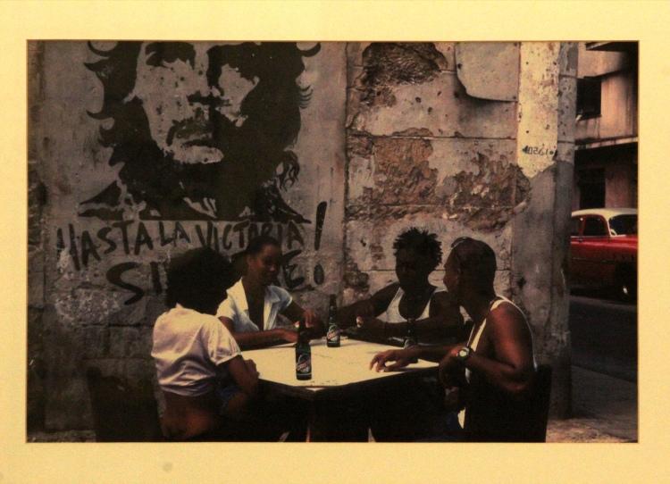 Julio Larramendi (Cuba) 'Dominos'