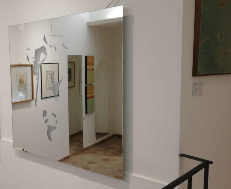 Luciano Luciani (Italia) Specchio luminoso