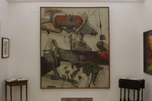 Miguel Ybañez (Spagna) «Senza titolo» Anno 1982/83
