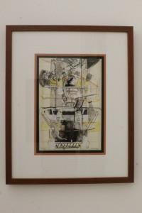 Miguel Ybañez (Spagna) «Senza titolo» Anno 1983